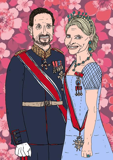 Kronprinsparet I
