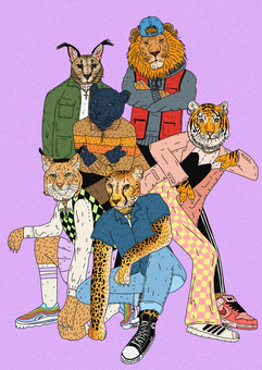 407. Big Meow Gang II LILLA.png