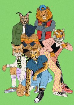 407. Big Meow Gang II GRØNN.png
