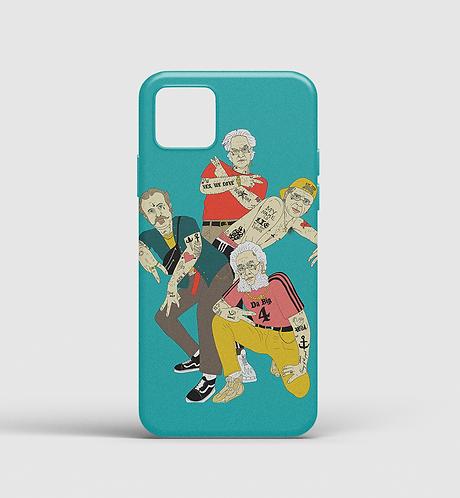 DB4 III (iPhone case)