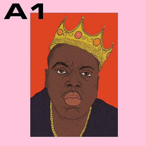 "SALE: ""Notorious BIG"" A1"
