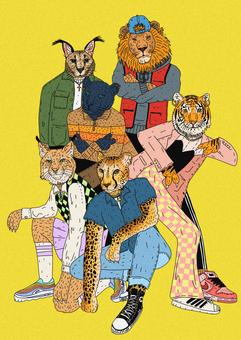 407. Big Meow Gang II GUL.png