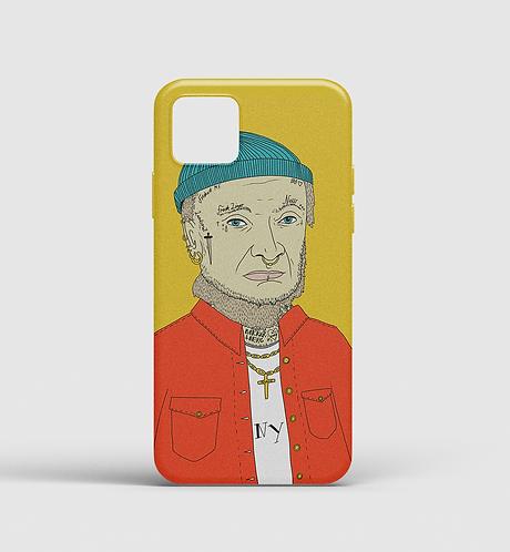 Ivar Aasen (iPhone case)