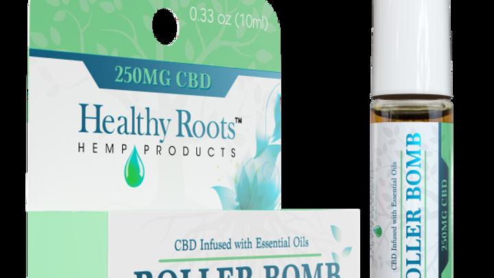 Healthy Roots Hemp CBD Roller Bomb 250mg
