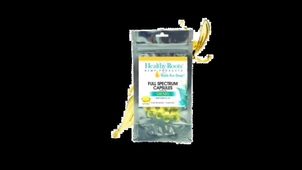 Healthy Roots CBD Capsule Sample Pack
