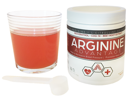 Arginine Advantage® is Delicious and comes in 8 Flavors