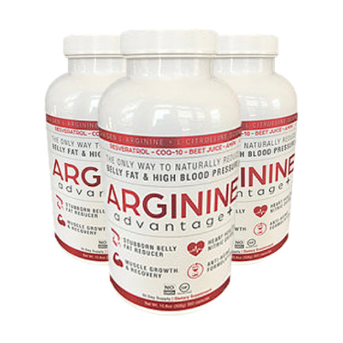 3 Bottles Arginine Advantage Plus