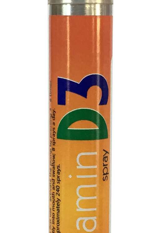 Vitamin D3 Spray