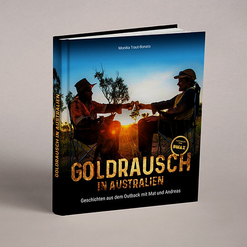 Goldrausch in Australien - Das Buch