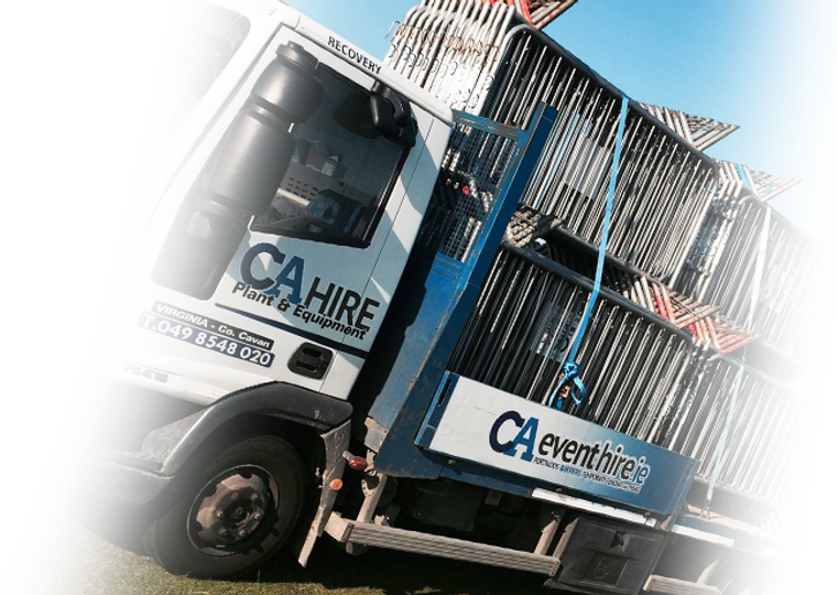 CA Hire - Barriers & Fencing