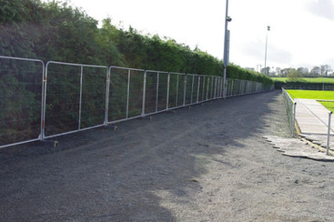 Temporary Fencing for hire