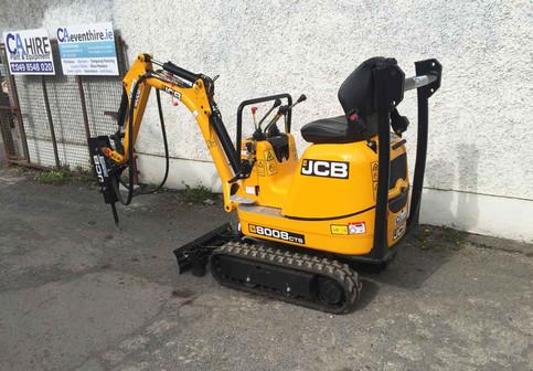 JCB Mini-Digger