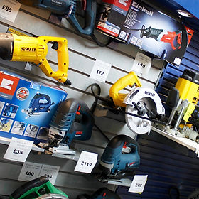 Power Tools for Hire