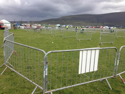 Temporary Barriers for hire