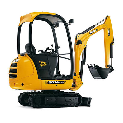 JCB Mini-Digger for hire
