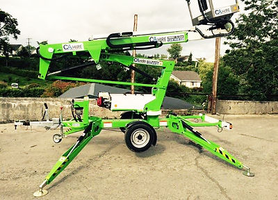 Cherry-picker for hire