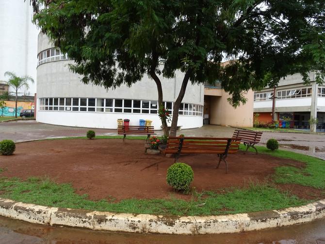 Jardim da Escola