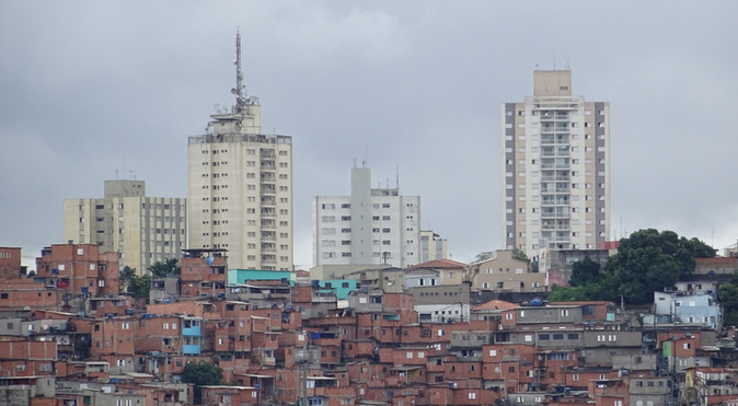 Comunidade e bairro