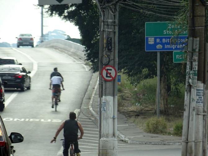 Cena Urbana: Ciclista