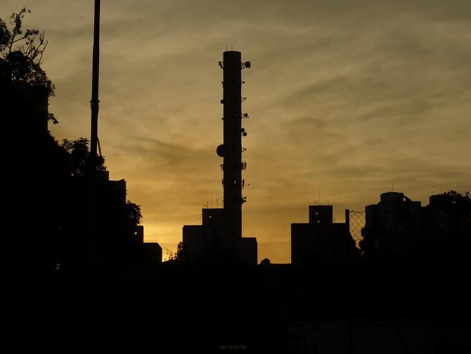 Crepúsculo na Escola