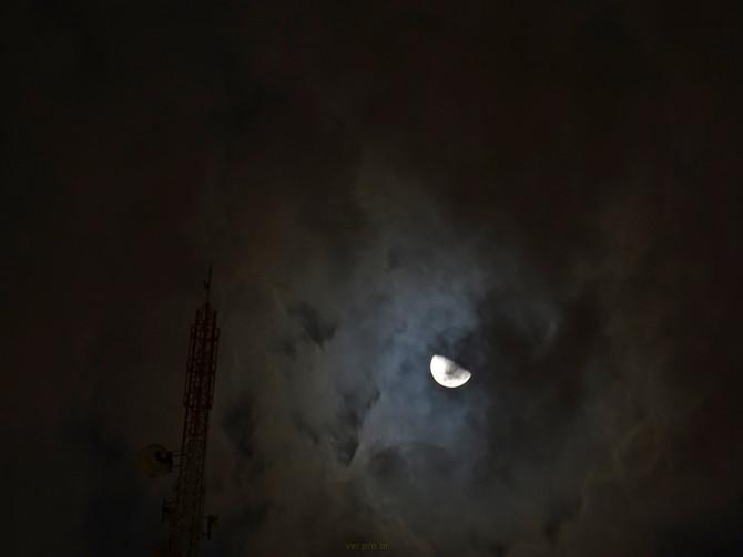 Lua urbana
