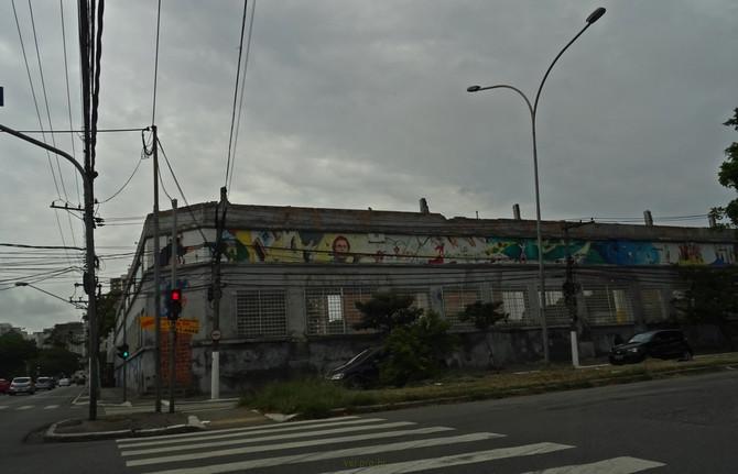 Grafite no que restou