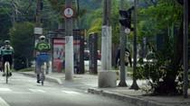 Cena Urbana: ciclistas