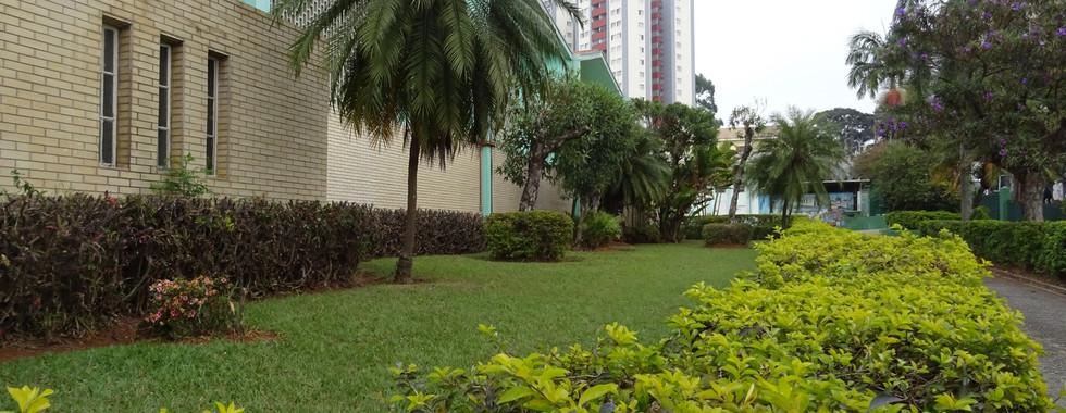 Jardim da Igreja