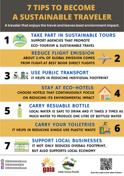 LGW_7 Tips to be a Sustainable Traveler