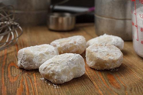Sand Tart Cookies A.K.A. Wedding Cookies