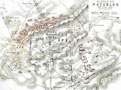 Map-of-Waterloo-Battlefield