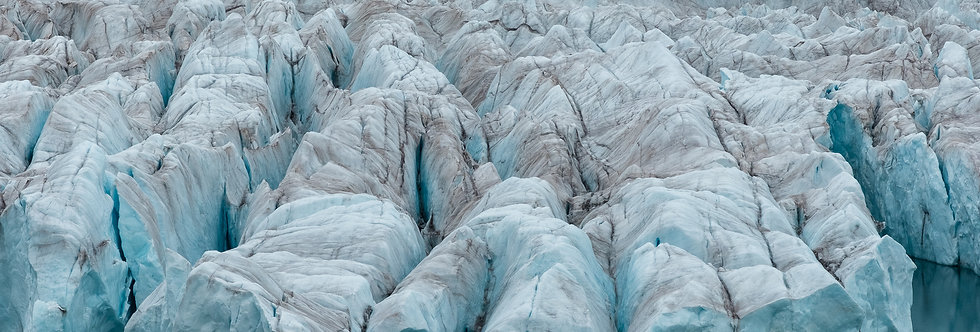 Coutts Inlet Glacier