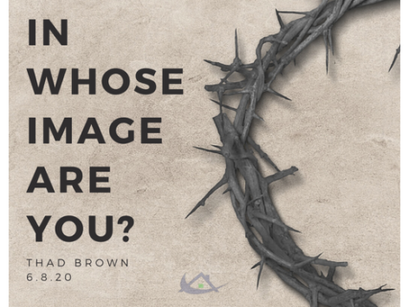 In Whose Image Are You?
