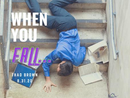 When You Fall...