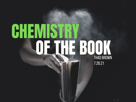 Chemistry of The Book