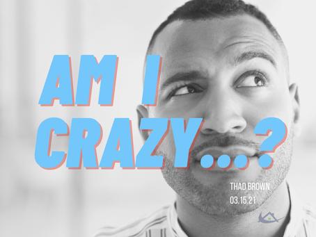 Am I Crazy...?