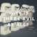 Why Is There Evil At All?