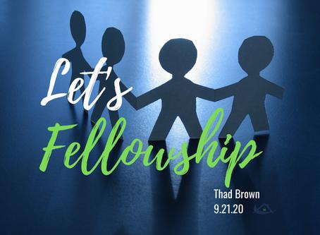 Let's Fellowship