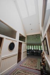Entry to Rotunda off Foyer