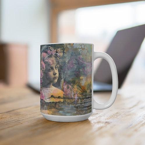 Vintaged Coffee Mug 15oz