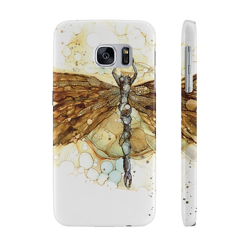Fall Dragonfly Case Mate Slim Phone Cases