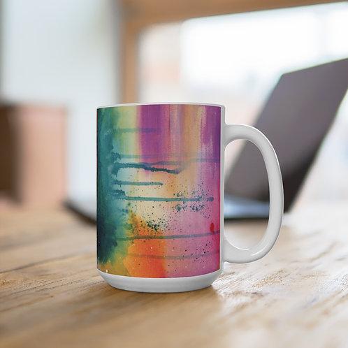 Serenity Coffee Mug 15oz