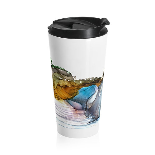 Elemental Stainless Steel Travel Mug