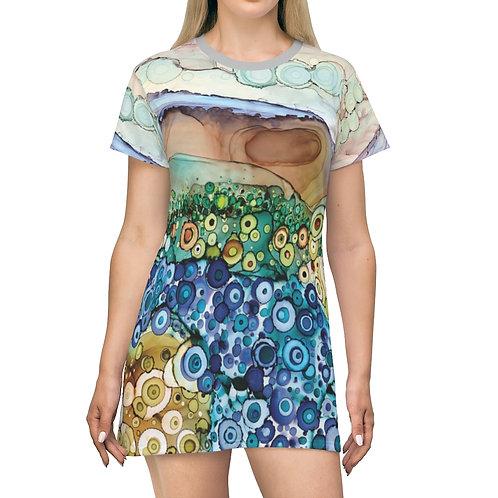 Dreamscape T-Shirt Dress