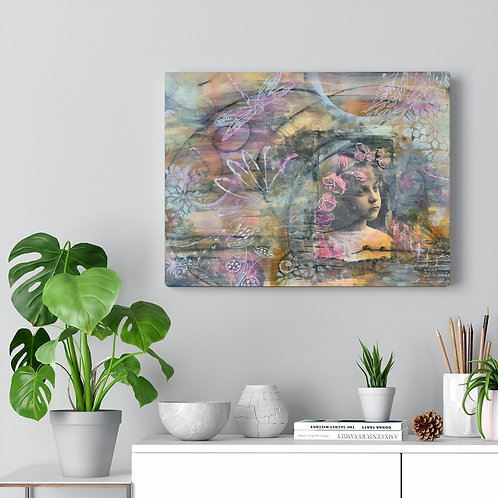 Vintaged Gallery Wrap Canvas