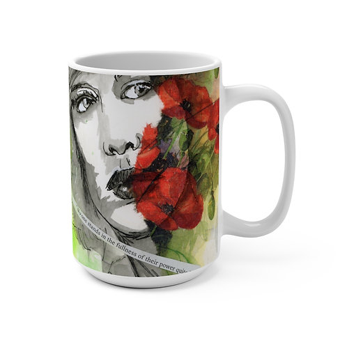 Women of Substance - Power Coffee Mug 15oz