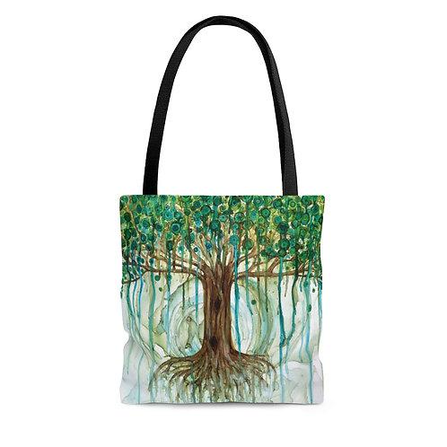 Lifetree Tote Bag