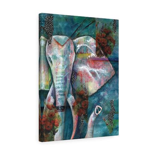 Elefante Gallery Wrap Canvas