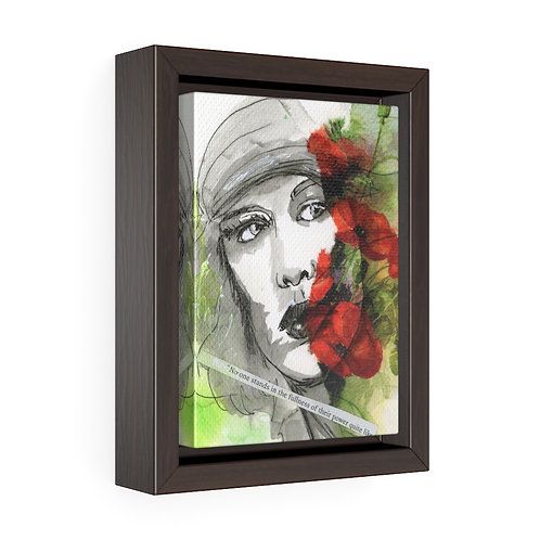 Women of Substance - Power Framed Premium Gallery Wrap Canvas