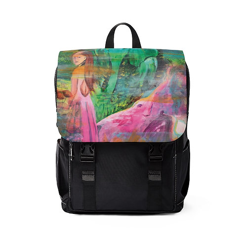 Julan Casual Shoulder Backpack